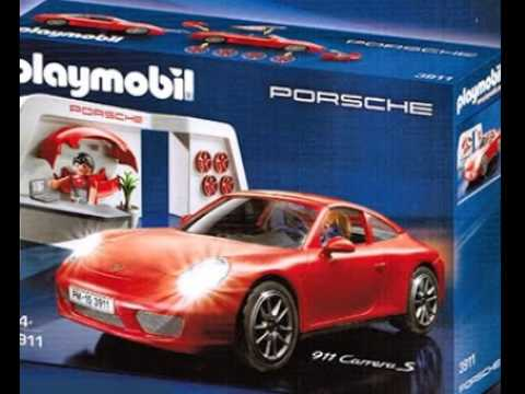 playmobil 3911 porsche 911 carrera s 2015 youtube. Black Bedroom Furniture Sets. Home Design Ideas