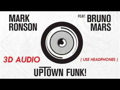 [3D AUDIO] Uptown Funk - Mark Ronson ft. Bruno Mars (USE HEADPHONES!!!)