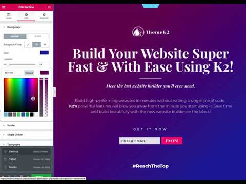 K2: Website Design Made Simple and Affordable thumbnail