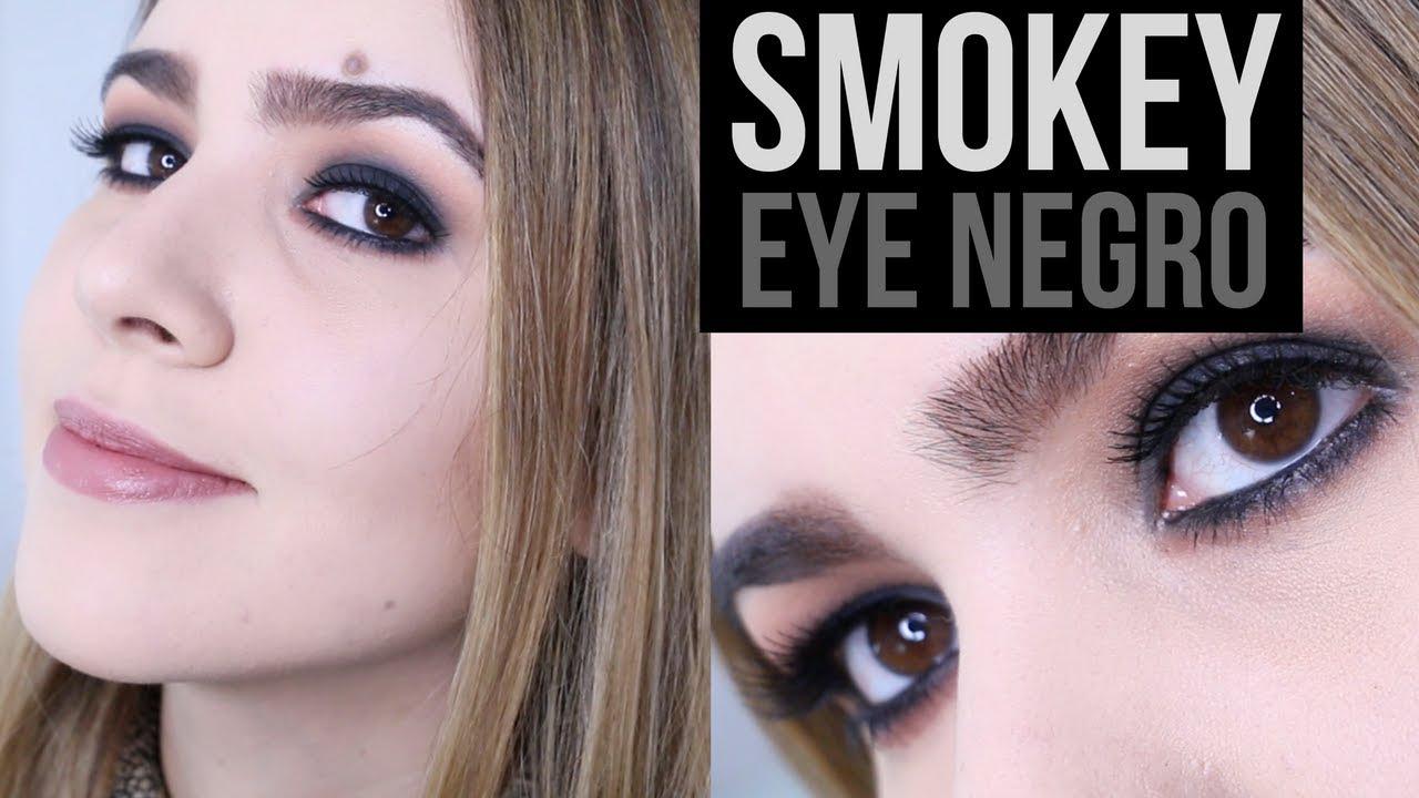 Smokey eyes paso a paso