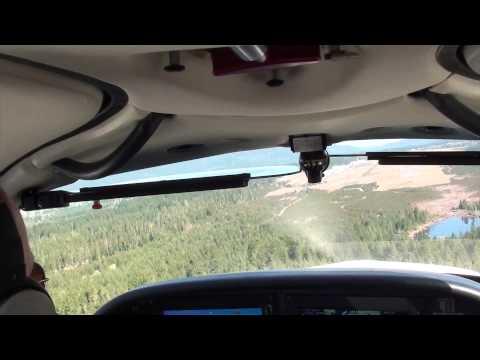 MvL Flying Lesson 7Mar15 KBFI KBWT Cirrus SR22