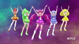 Glitter Force   Music Video   Run All Together
