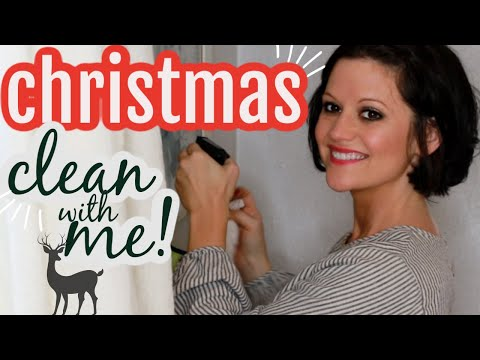 CHRISTMAS & HOLIDAY CLEAN WITH ME 2019! GUEST BEDROOM PREP
