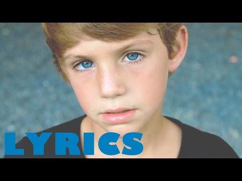 MattyBRaps - Titanium (Lyrics on video)