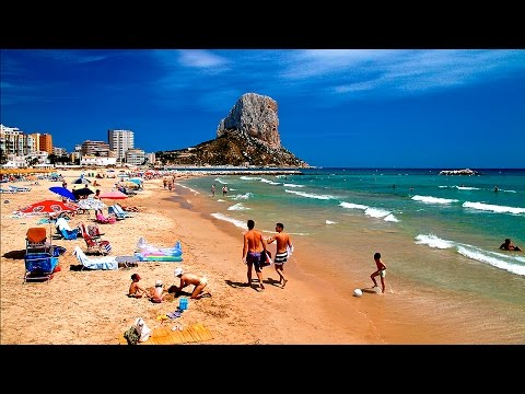 Best Places to Visit in Spain - East Coast HD