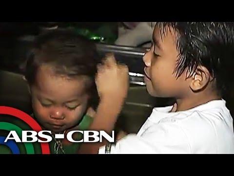TV Patrol: Magkapatid, dinadala sa paaralan ang 2-anyos na kapatid para maalagaan