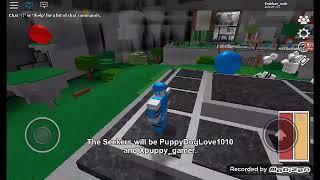 Roblox blox hunt bölüm 1