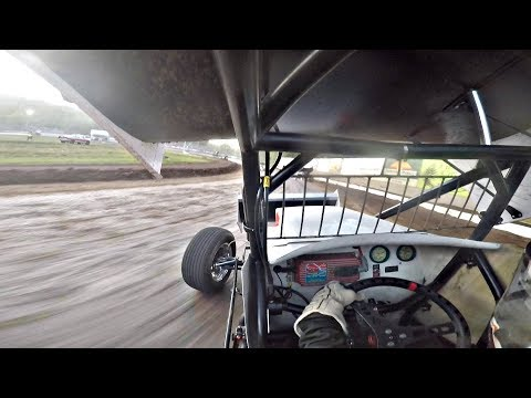 Full Onboard : Tanner Holmes| Cottage Grove Speedway| A Main 6/8/19