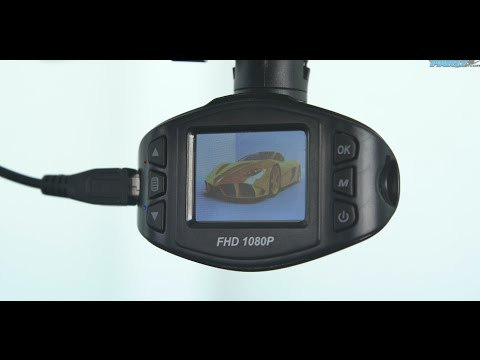 1080p HD Car Dash Camera Video Recorder