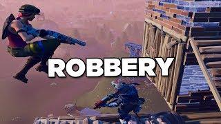 Fortnite Montage - Robbery (Juice WRLD)