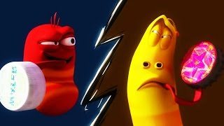 LARVA - PING PONG   2016 Full Movie Cartoon   Cartoons For Children   Kids TV Shows Full Episodes