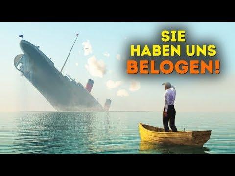 Die Wahrheit über die Titanic wurde endlich enthüllt