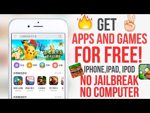 Install Paid Apps for Free IOS 12 1 - 12 1 1 No Jailbreak No