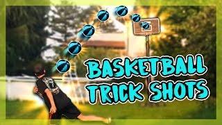 Basketball trick shots! edizione 1