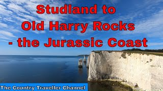 From Studland to Old Harry Rocks - the start of The Jurassic Coast