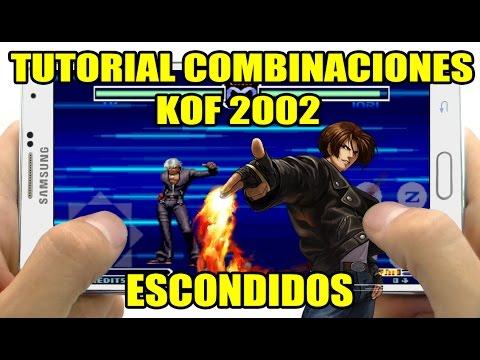Tutorial de Combinaciones King of Fighters 2002/ Español Hablado/ Escondidos Parte # 1