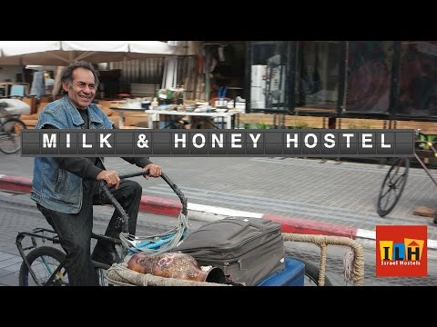 DIY Travel Reviews - Milk And Honey Hostel, Tour Of Dorms, Private Rooms And Amenities