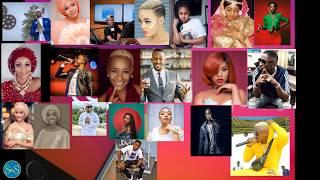 Hawa ndio mastaa wa Tanzania wenye followers wengi zaidi Instagram (kuanzia Milioni 2)