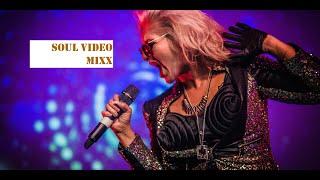 SOUL music VIDEO mixx VOL 2 - DJ KRAFTIE