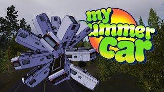NOWY POJAZD  ANIMACJA WYCIEKU OLEJU | My Summer Car UPDATE [21.06.2019] Omówienie Aktualizacji