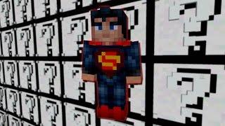 HYPNOSIS Lucky Blocks | SUPERMAN | Desafío de la Suerte Especial - #173