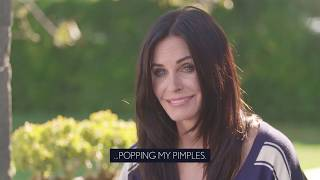 Courteney Cox Interview Extra with NewBeauty Magazine -  On Newsstands Now