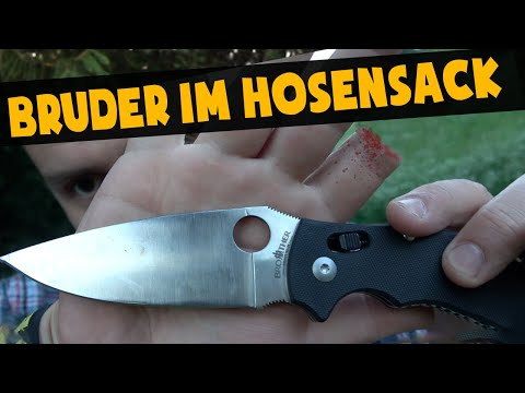 Bruder im Hosensack | Survival Messer
