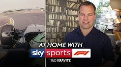 Managing Sebastian Vettel & taking ice baths with Bottas! | At Home with Sky F1 | Ted Kravitz