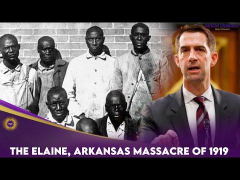 The Elaine, Arkansas Massacre Of 1919
