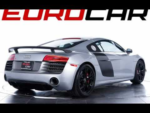 2015 Audi R8 V10 Competition 1 Of 60 Units For Sale In Costa Mesa