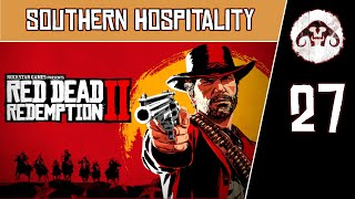 RED DEAD REDEMPTION II #27 : Southern Hospitality