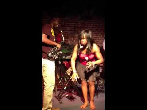 "Sheryl Rouse Crawford feat..... Antonio on Sax - ""Freeway"""