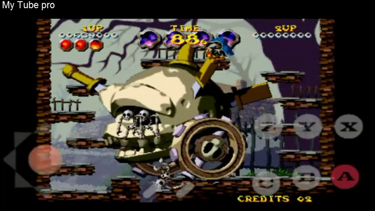 Nightmare in the Dark - Play Games Arcade