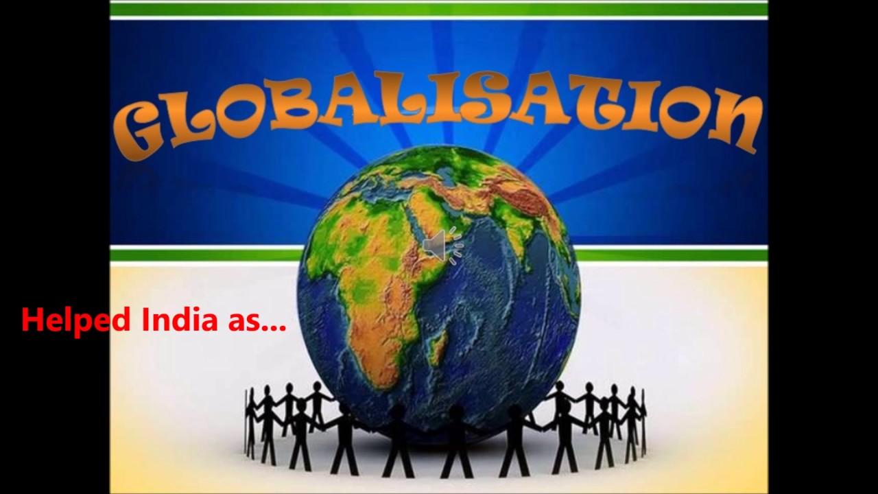Gcse Geography - Globalisation On India Case Study