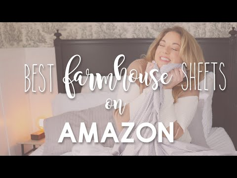 BEST RATED | Best Bed Sheets On Amazon // AFFORDABLE!!!