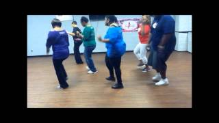 Broken Stones Line Dance - Step Off Into It Line Dance - INSTRUCTIONS