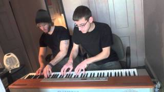 Adele - Someone Like You - Piano Duet HD - FT. Frank Tedesco
