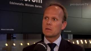 Ronald Stöferle: Gold als Schutz gegen den ultimativen Crash