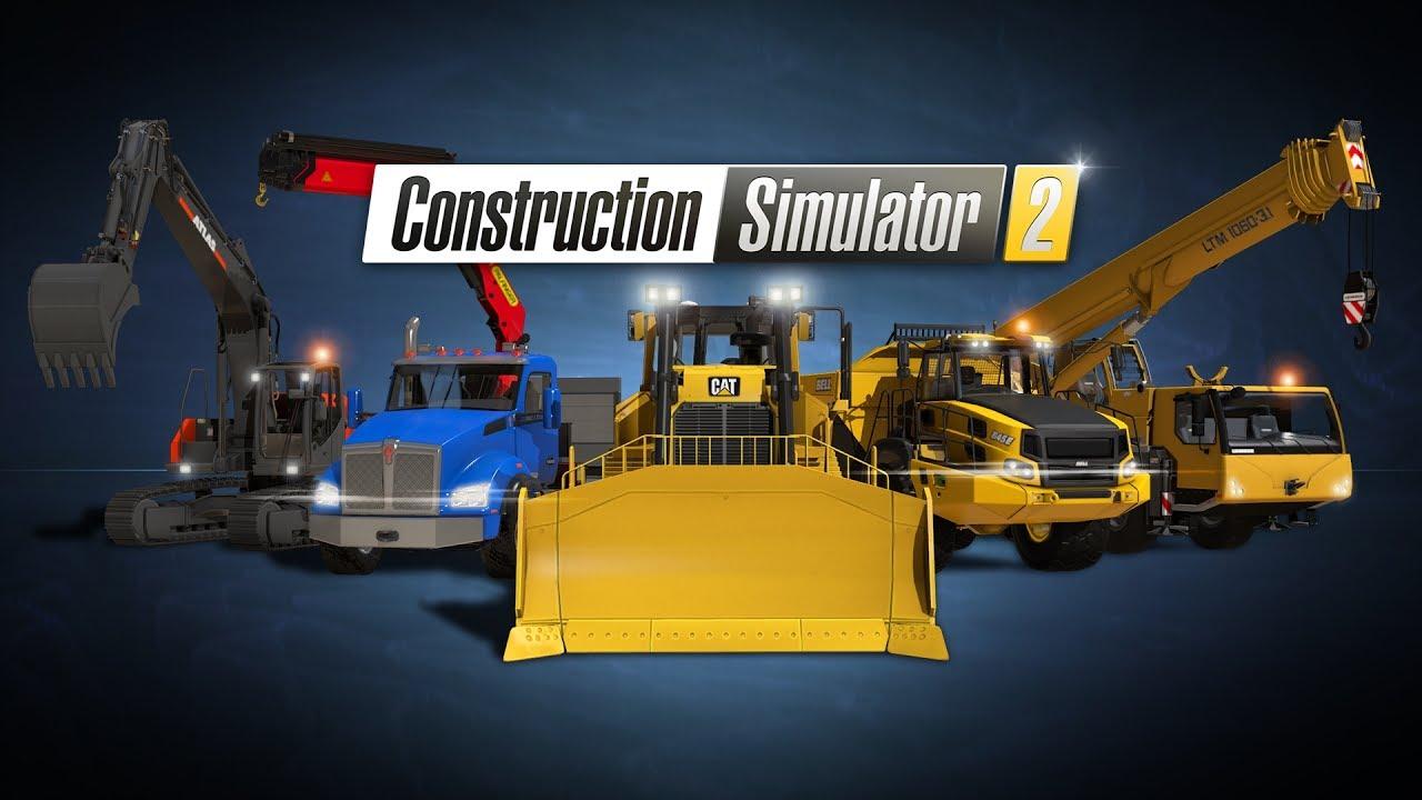 Construction Simulator 2 Update Features Kenworth T880