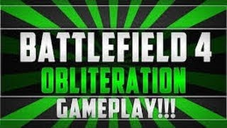 Battlefield 4 Obliteration Gameplay (Multiplayer)