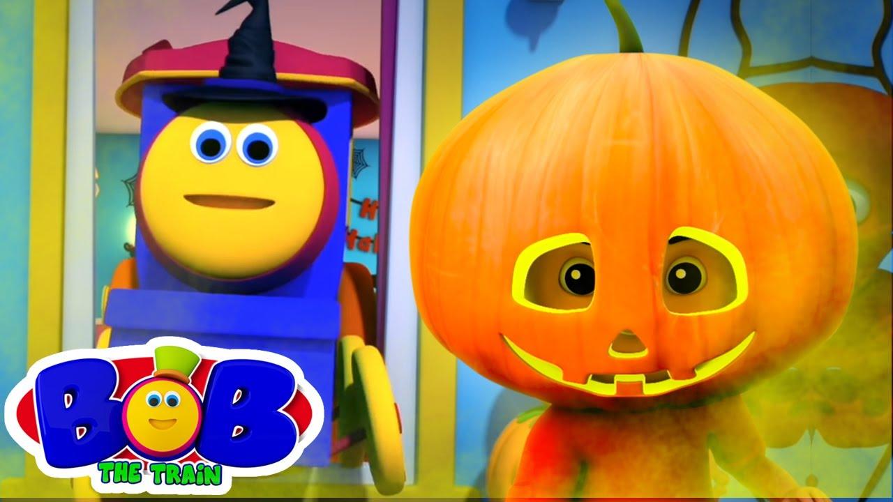 Zucca spaventosa | Rime di Halloween | Filastrocche | Bob The Train Italiano | Musica per bambini