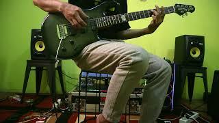 Sera-badai asmara (gitar cover)