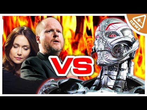 Marvel vs Whedon! AVENGERS Dirty Details Revealed (Nerdist News w/ Jessica Chobot) Mp3