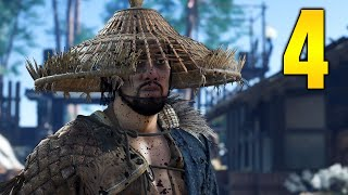 Ghost of Tsushima - Part 4 - BLOOD ON THE GRASS (Gameplay Walkthrough, Let's Play)