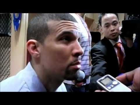 Francisco Garcia after Rockets beat Clippers 98-81