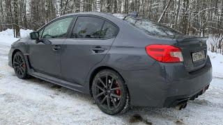 Взял Subaru WRX - когда без STi лучше...