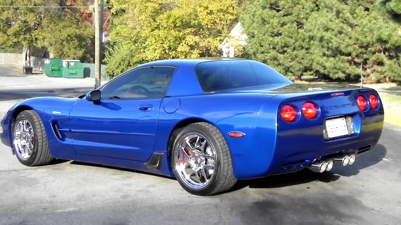 2003 corvette z06 lg headers borla stingers youtube. Black Bedroom Furniture Sets. Home Design Ideas