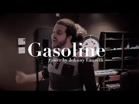 Halsey - Gasoline (Rock Cover by Johnny Laurelli)