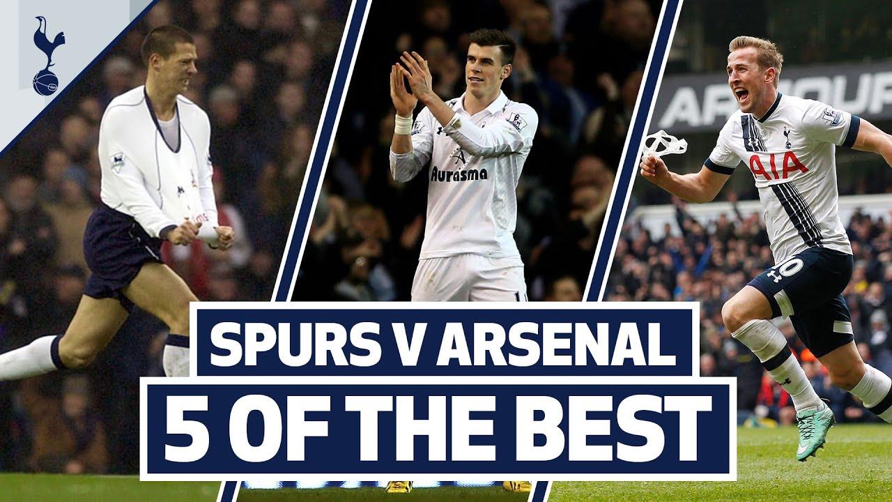 Download 5 OF THE BEST | SPURS BEST HOME GOALS V ARSENAL | Ft. Kane, Rose, Walker, Ziege & Bale