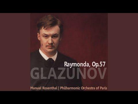 Raymonda, Op. 57: Suite de Ballet